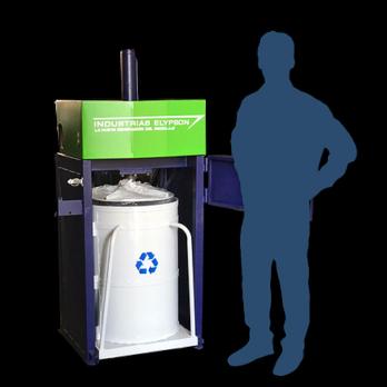 Compactadora de residuos ST1